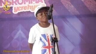 Dabo (Contestant 1) - #NsorommaKumasiAuditions