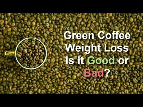Green coffee slimming litrato