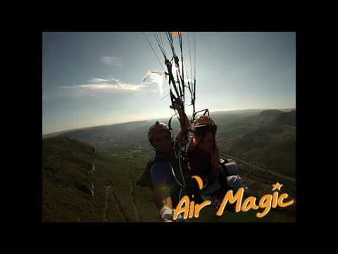 Air Magic parapente,