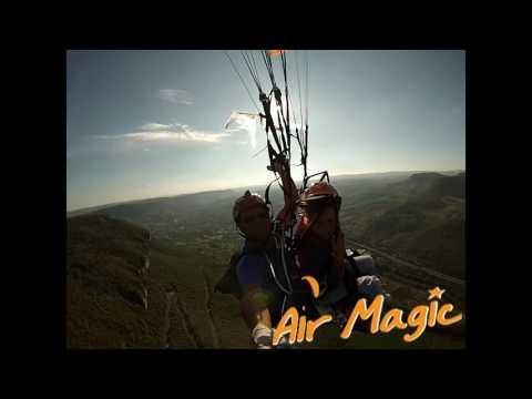 Air Magic parapente,