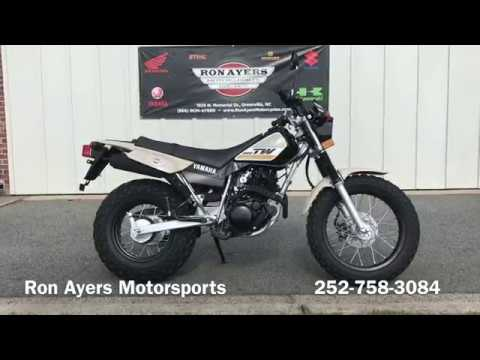 2018 Yamaha TW200 in Greenville, North Carolina - Video 1