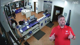 Chicago MetroPCS Robber Gets Instant Justice