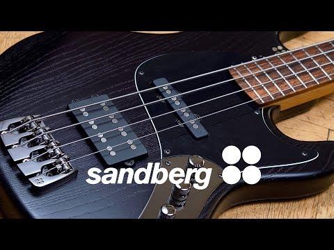Sandberg TM4 Matte Black Bass Review