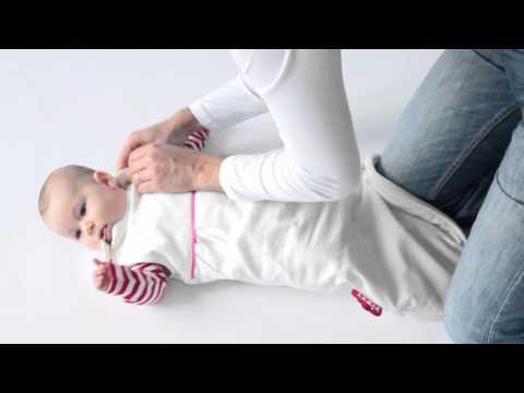 Sacos de dormir para bébés - Utilizamos un relleno de Swisswool  para lograr un sueño más natural