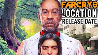 FAR CRY 6 LOCATION REVEALED, NAUGHTY DOG'S NEXT GAME, & MORE