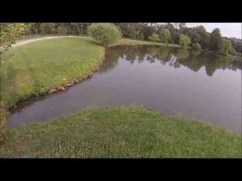 Bass Fishing-Pond Hopping For Large Mouth Bass