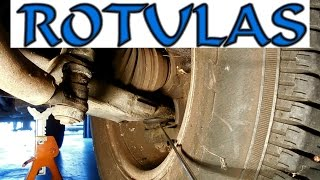 Consejos Para Probar ROTULAS (Ball Joints)