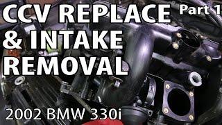 Bmw 325i P0444 Fuel Tank Breather Purge Valve Valve Change E46 M54 Engine