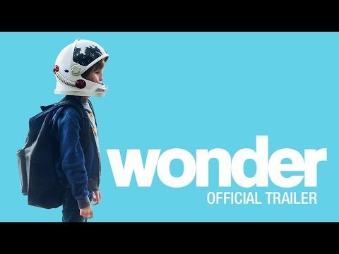 Wonder  2017 movie  official trailer  2      brand new eyes        julia roberts  owen wilson