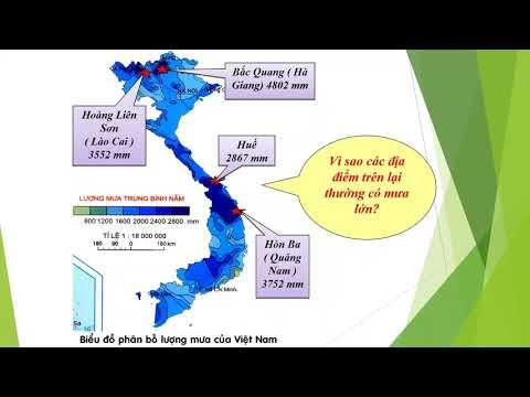 Địa 8 Đặc điểm kinh tế khí hậu Việt Nam