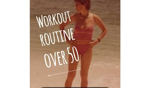 DAILY WORKOUT ROUTINE FOR WOMEN OVER 50| LOSE FAT AND TONE LEGS🤸🏼♀️