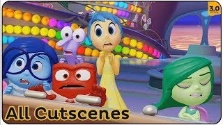 Disney Infinity 3.0 All Cutscenes (Inside Out)