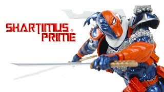 Revoltech Deathstroke Amazing Yamaguchi DC Comics 6 Inch Japanese Import Action Figure Review