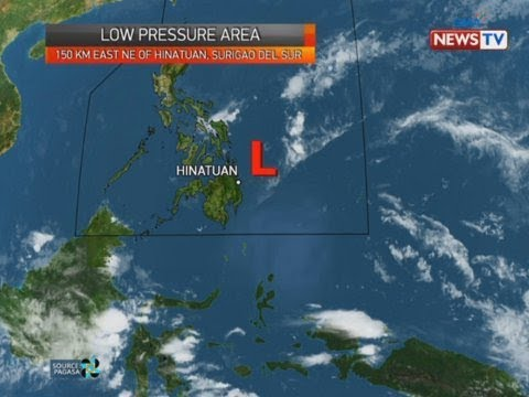 [GMA]  QRT: Weather update as of 5:58 PM (January 15, 2020)