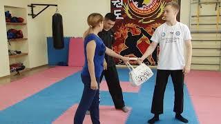 Женская самооборона - урок 37