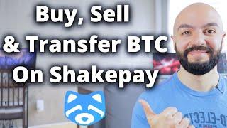 Wie viel kostet Shakepay, um Bitcoin zu kaufen?