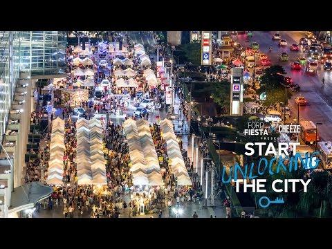 Fiesta x Cheeze Present Start Unlocking The City