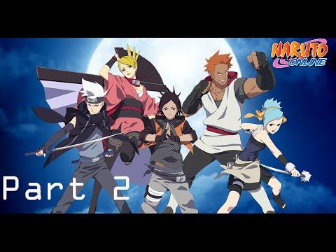 Lets Play: Naruto Online MMORPG Game - Walkthrough Part 2