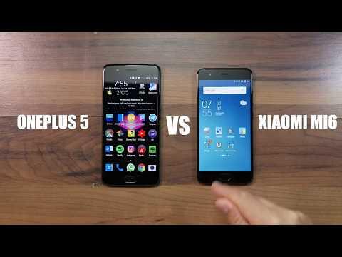 OnePlus 5 vs Xiaomi Mi6 – Quem será o melhor chinês?