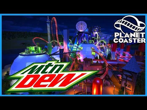 Mountain Dew: WAR OF STEEL! Planet Coaster: Coaster Spotlight 789