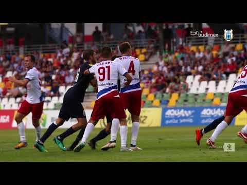 Bramki z meczu Podbeskidzie Bielsko-Biała- Stomil Olsztyn 3:1