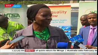 NGANYA SAFE: NTSA launches a campaign against Gender-based Violence in public service vehicles