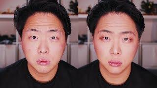 Смотреть онлайн Макияж: Как красят лицо мужчинам