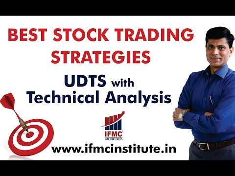 UDTS with Technical Analysis for more accurate trades ll UDTS – ADVANCE ll