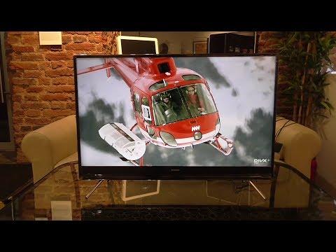 Обзор телевизора Samsung UE32K5100