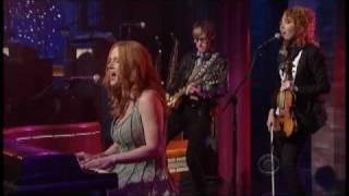 "Allison Moorer - ""When You Wake Up Feeling Bad"" 6/11 Letterman (TheAudioPerv.com)"
