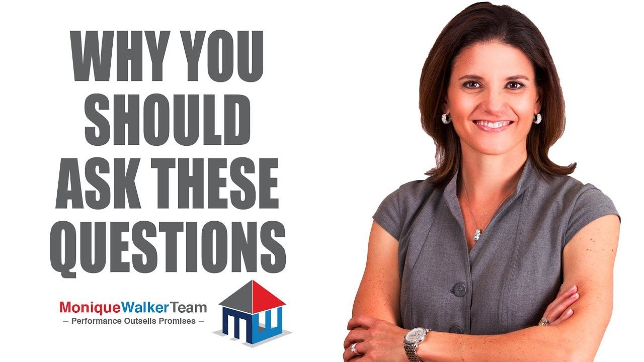 What 3 Questions Do You Need to Ask Every Agent?