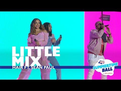 Little Mix - 'Hair' (Live At Capital's Summertime Ball 2017)