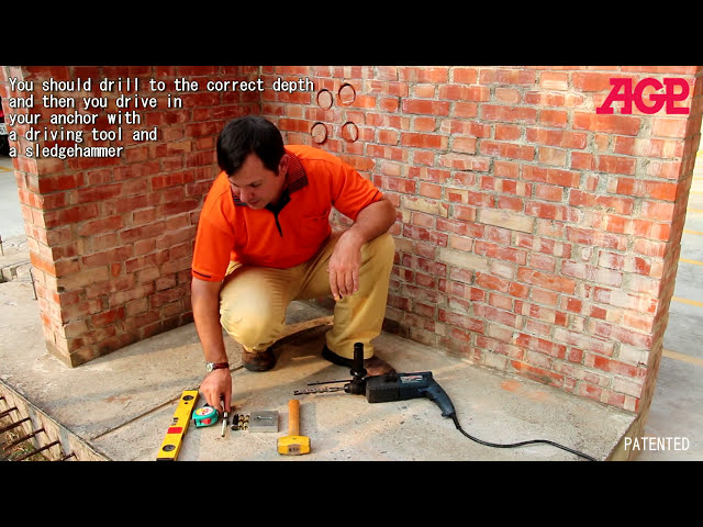 AGP S170 Diamond Core Drill Stand – Introduction & Operation