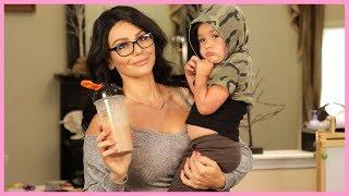Yummy Shake Recipes with JWOWW & Meilani!