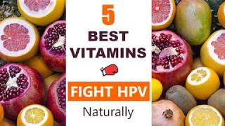 Vitamins For HPV Treatment