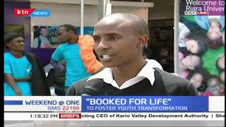 Booked for life: Standard Group hosts education/career fair at the KICC