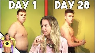 NO FOOD FOR 28 DAYS (MY RESULTS) Reaction