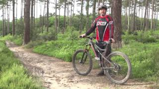 Mountain Bike Technique - The Art Of Fast Part 2