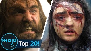 Top 20 Best Game of Thrones Characters