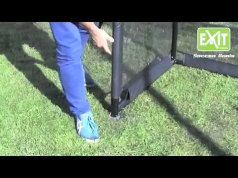 EXIT Fußballtore Trailer von www.sportartikelvertrieb.de