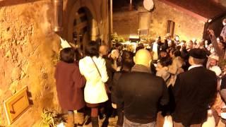 preview picture of video 'Giro delle Botti e dei Catoj - Sagra Enogastronomica (Monforte San Giorgio 16/11/2014)'
