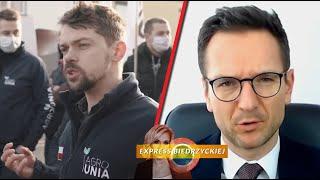 """Wiceminister Buda NISZCZY lidera AGROUNII. """"To PAJAC i figurant"""""""
