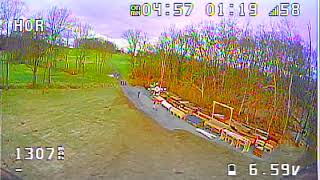 Moven Park FPV Flying #2