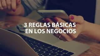 MIS 3 REGLAS BÁSICAS PARA HACER NEGOCIOS CON ALGUIEN