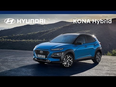 The new KONA Hybrid | Driving Trailer