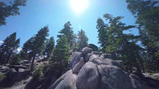 ~~Kissed Glide Goes Mountain Surfing/ FPV/ Freestyle!~~RAW~~