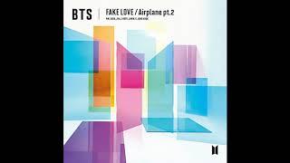 [Split Audio + Empty Arena] BTS - FAKE LOVE Japanese Version + Japanese Version Remix