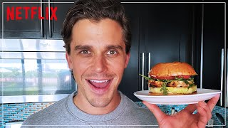 Antoni Cooks for a Queer Eye Superfan | Netflix