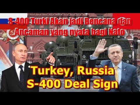 Berita Militer, S 400 Turki Akan jadi Bencana dan Ancaman yang nyata bagi Nato