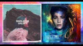 Halsey   Haunting Colors (Mashup)